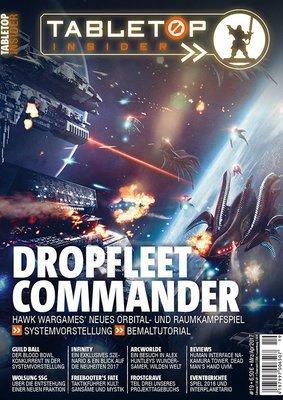 Tabletop Insider Nr. 19 - Heft - März-April-2017