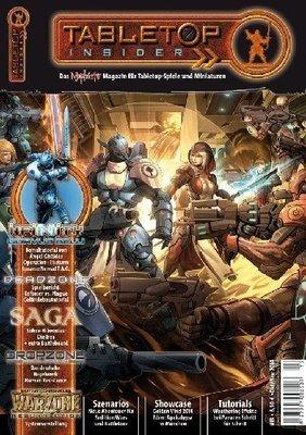 Tabletop Insider Nr. 13 - Heft - Oktober-November-2014
