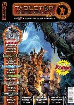 Tabletop Insider Nr. 12 - Heft - Mai-Juni-2014