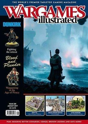 Wargames Illustrated #358 - Heft August 2017