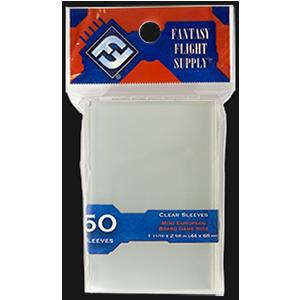 Sleeves (50) Hüllen - Mini European Board Game Size - FFG