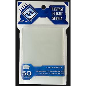 Sleeves (50) Hüllen - Standard Card Game Game Size - FFG