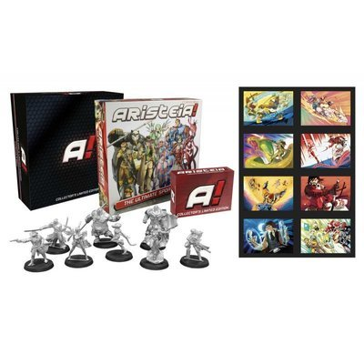 Aristeia! Collectors Edition (E) - Corvus Belli