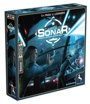 Captain Sonar - Deutsch - Pegasus Spiele