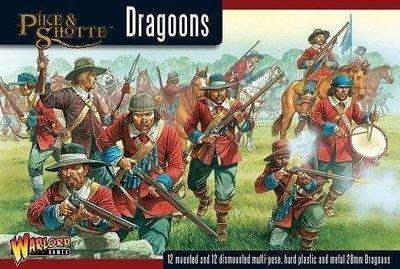 Montrose Irish boxed set - Pike & Shotte - Warlord Games