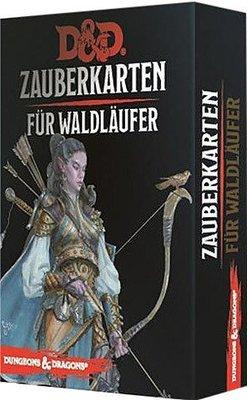 Dungeons & Dragons - Zauberkarten für Waldläufer - DE