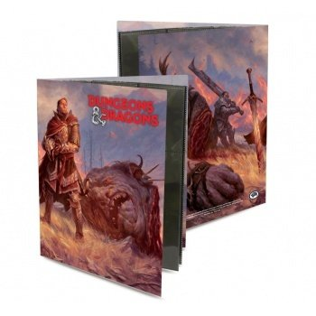 Dungeons & Dragons D&D UP - Character Folio - Giant Killer