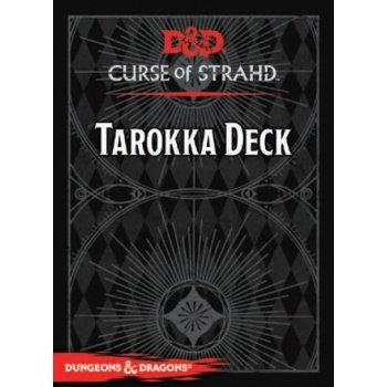 Dungeons & Dragons - Curse of Strahd: Tarokka Deck (54 Cards) - EN