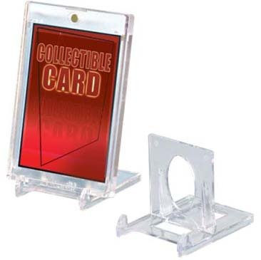 Two-Piece Small Stand for Card Holders (5 per pack) - Ultra Pro