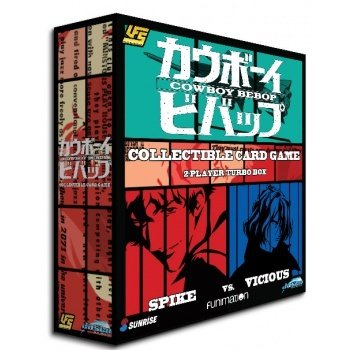 UFS - Cowboy Bebop CCG 2-player Starter Game - EN