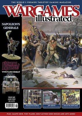 Wargames Illustrated #358 - Heft Juni 2018