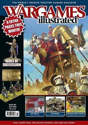 Wargames Illustrated #369 - Heft Juli 2018
