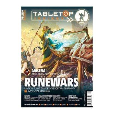 Tabletop Insider Nr. 21 - Heft - Okt-Nov-2017