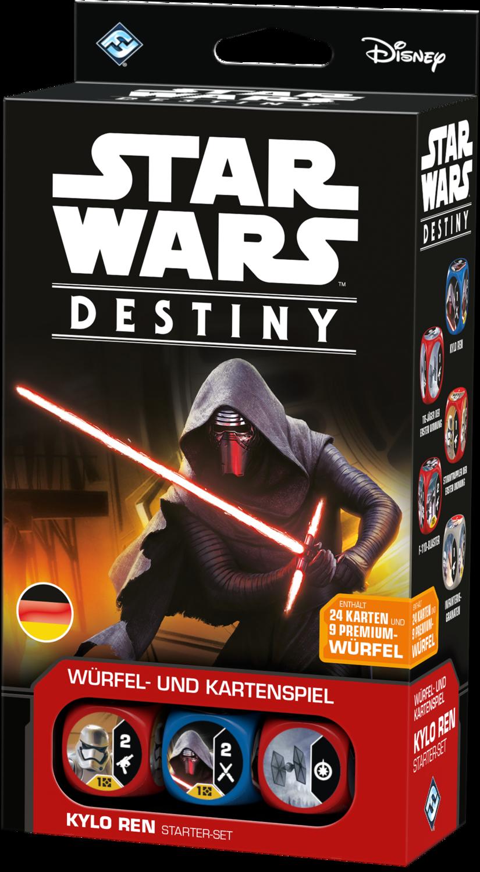 Star Wars: Destiny - Kylo Ren Starter-Set DEUTSCH