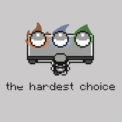 Hardest Choice - Men - L - Shirt