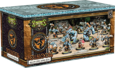 Trollbloods All in One Army Box - Hordes - Privateer Press