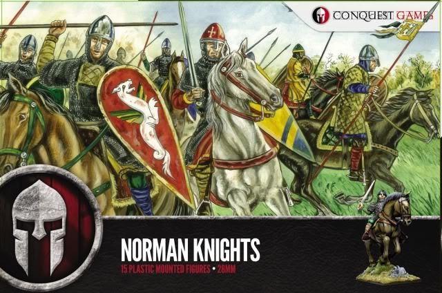 Norman Knights - SAGA - Conquest Games