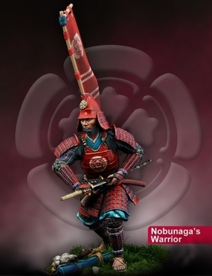Nobunaga's Warrior - 75mm - Scale75