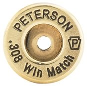 .308 Winchester Match Grade Cartridge - Box of 50