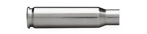 Nickel-Plated .338 Lapua Mag Cartridge - Box of 50