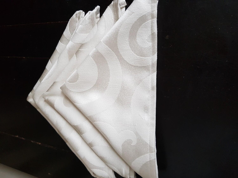 Servet 30x30 cm damasc