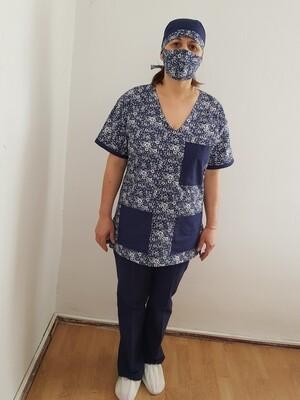 Costum (uniformă) medical(ă)