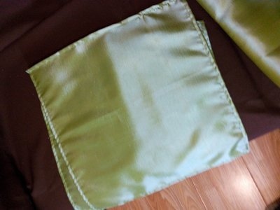 Servete textile confectionate din tafta