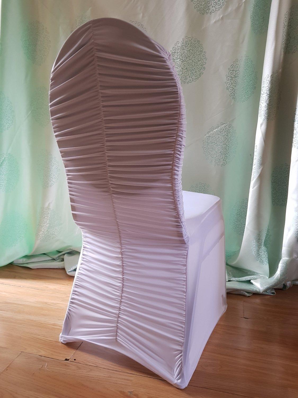 Husa elastica lycra, cu 3 elastice pentru incretire