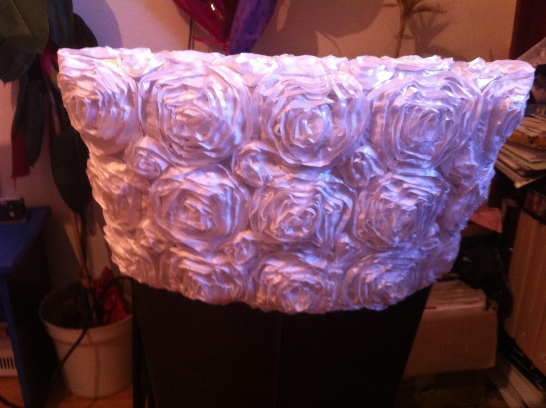 Capison scaun trandafiri 3D