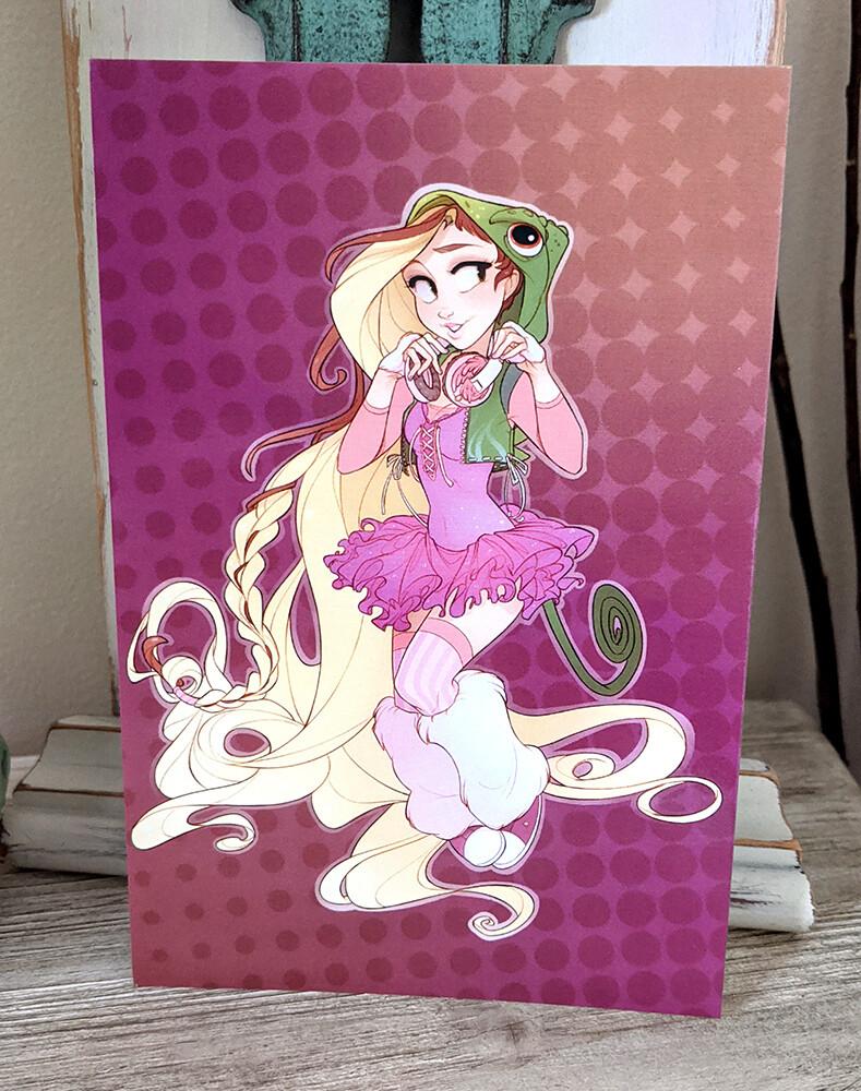 Rave Rapunzel (4x6) DISCONTINUED