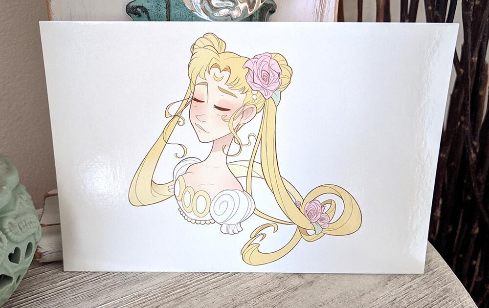Sailor Moon (4x6) DISCONTINUED