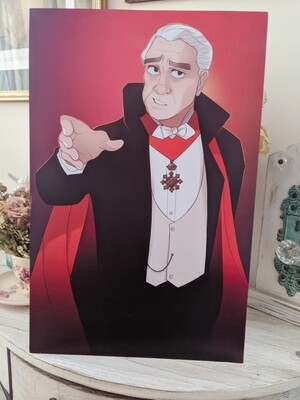 Dracula Dead and Loving It (11x17)