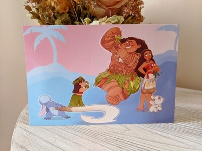 Pacific Island Adventures (4x6) DISCONTINUED