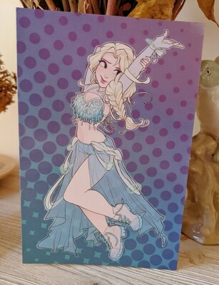 Rave Elsa (4x6)