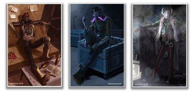 Robot Rocker Series