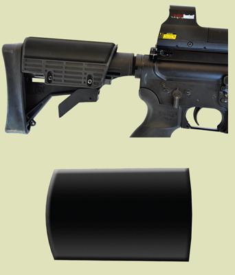 """Super Soft Cheek Pads - 3/16 inch thick - ATI®  ATICCR 3-5/16""""W x 5-1/4"""" L x 3/16"""" thick"""