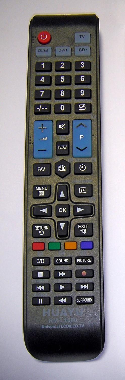 27088 UNIVERSAL (LCD TV/3D+SAT+BLUE RAY) RM-L1080