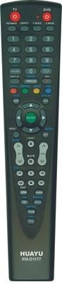 27142 UNIVERSAL (for BBK) RM-D1177 (LCD TV + DVD)