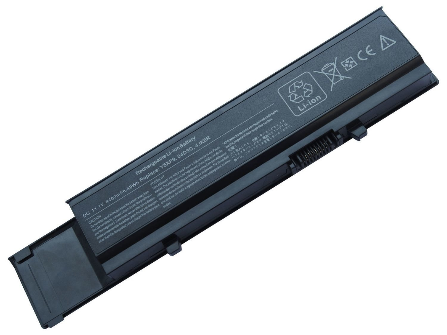 Dell vostro 3400 3500 3700 Series compatible laptop battery