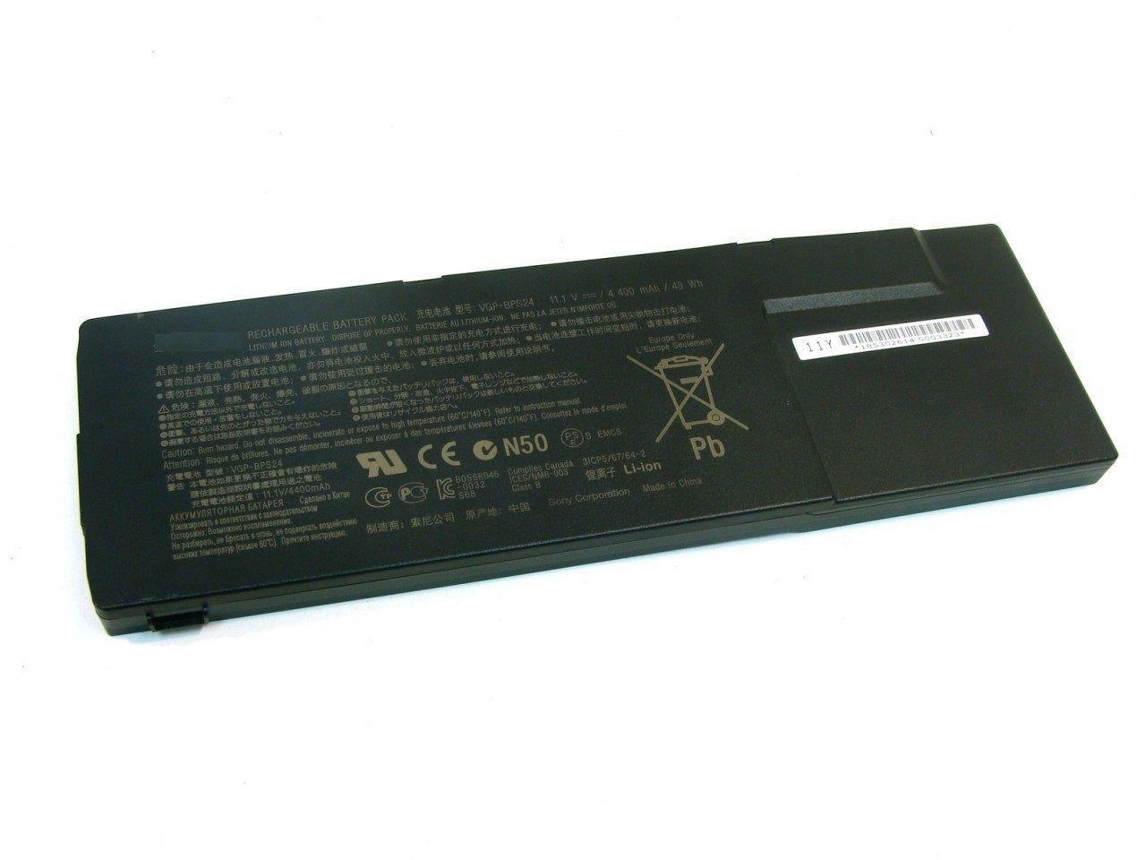 Sony vaio VPC SA SB SC SD SE bps24 series compatible laptop battery
