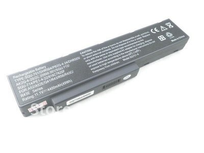 Deuce 16C5810F 916C6120F 916C7160F 916C7170F series compatible laptop battery