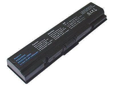 Toshiba Satellite A200 Series Compatible laptop battery PA3534U-1BRS