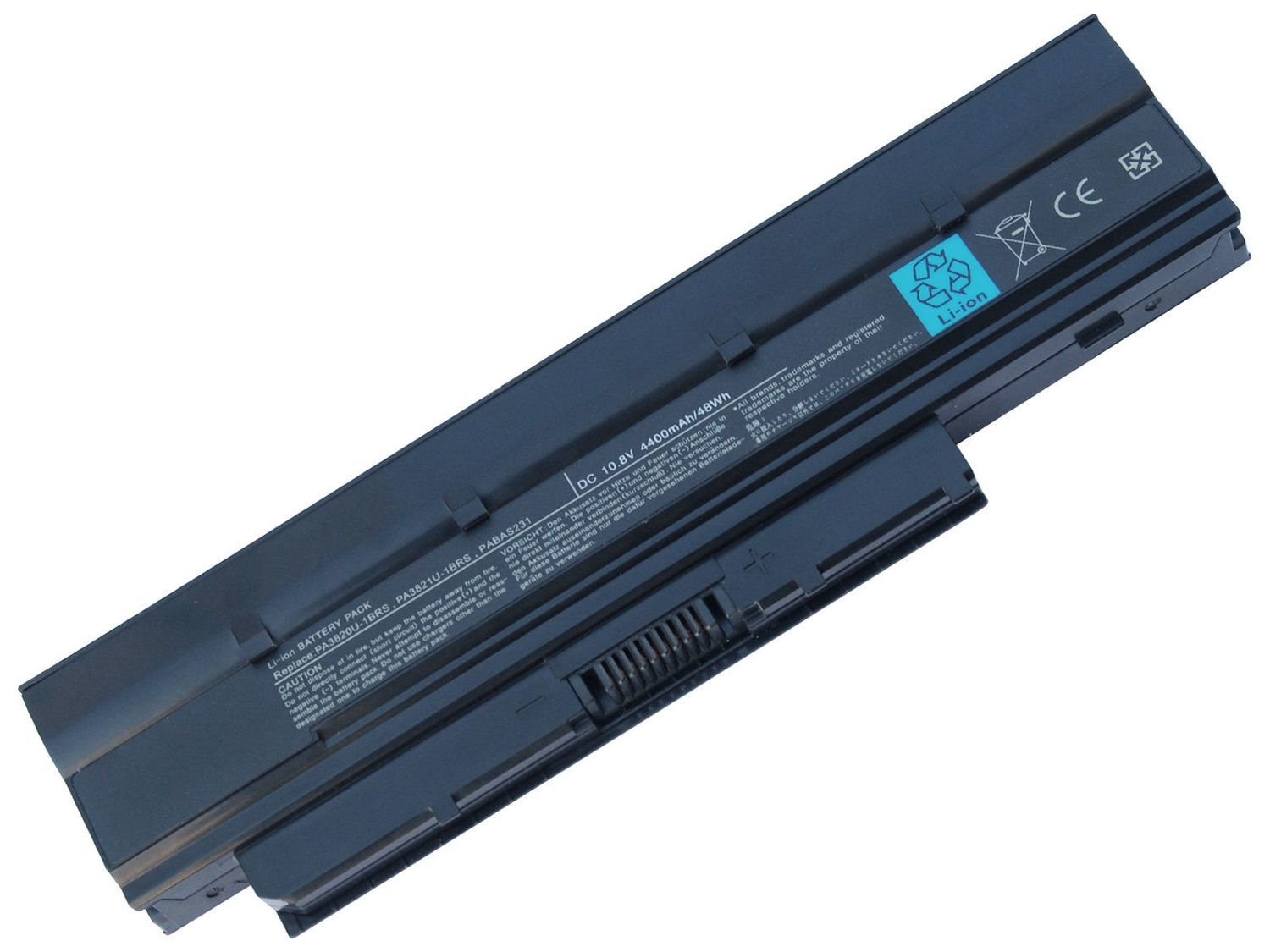 Toshiba satellite T210 T215 T230 T235 series Compatible laptop battery