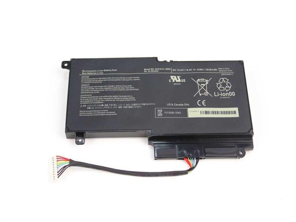 Toshiba  PA5107U-1BRS PA5107U compatible laptop battery
