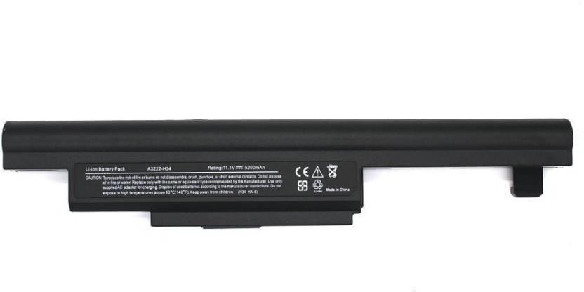 HCL Laptop Battery A32-H34 A3222-H34 Compatible Laptop Battery