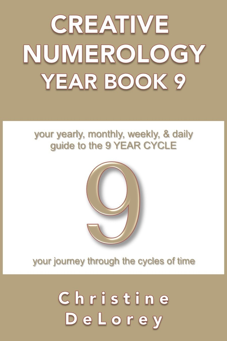 9 Year Cycle (Printed and bound)