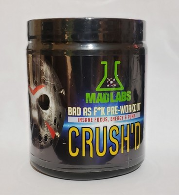 MAD LABS - CRUSH'D (compare to original Dust Extreme)