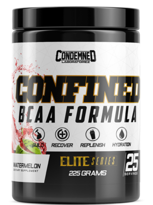CONDEMNED LABZ - CONFINED ELITE SERIES