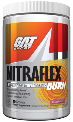 GAT Sport - (NEW!) NITRAFLEX BURN