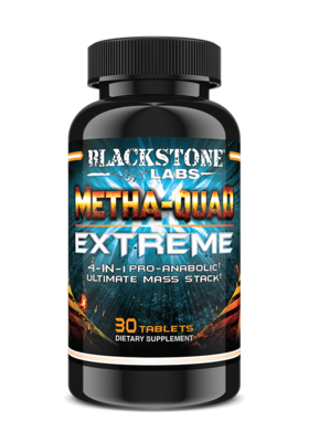 BLACKSTONE LABS - METHA-QUAD EXTREME
